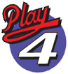 CT  Play4 Day Logo