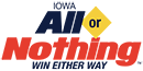 Iowa  All or Nothing Midday Winning numbers