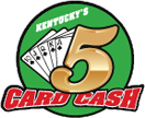 Kentucky  5 Card Cash Winning numbers
