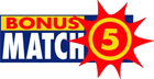 Maryland  Bonus Match 5 Winning numbers